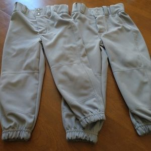 Youth Baseball Pants